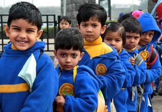 Nursery admission process start in...