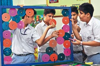 Dwarka, the new mecca for students