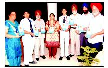 Blue Bells Model Sr Sec School, Sec-4,...