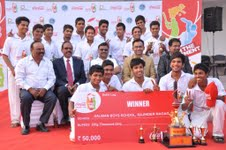 Coca-Cola Cricket Cup U-16 Inter-School...