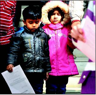 Nursery woes back to haunt parents